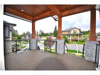 Photo 18: 1315 HOLLYBROOK ST in Coquitlam: Burke Mountain House for sale : MLS®# V1053747