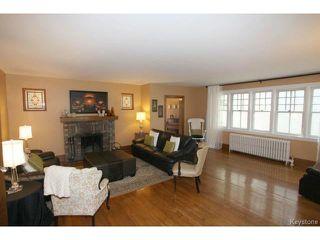 Photo 3: 82 Cordova Street in WINNIPEG: River Heights / Tuxedo / Linden Woods Residential for sale (South Winnipeg)  : MLS®# 1420748