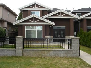 Photo 1: 5007 Irmin Street in Burnaby: 1/2 Duplex for sale : MLS®# V1086639