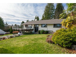Photo 3: 1901 QUEENS AV in West Vancouver: Queens House for sale : MLS®# V1106681