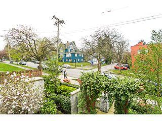 Photo 3: 203 2626 Alberta in Vancouver: Condo for sale : MLS®# V1113838
