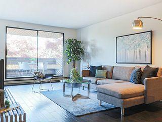Main Photo: # 205 1575 BALSAM ST in Vancouver: Kitsilano Condo for sale (Vancouver West)  : MLS®# V1128128