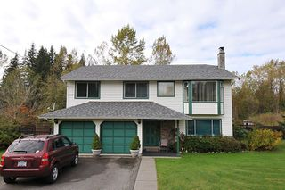 Photo 1: 9013 HAMMOND STREET in Mission: Mission BC House for sale : MLS®# R2010856
