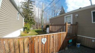 Photo 3: 8 9970 WILSON STREET in Mission: Mission BC Manufactured Home for sale : MLS®# R2141478
