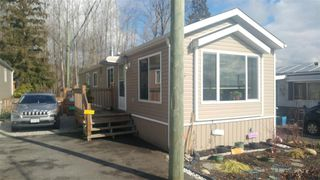 Photo 1: 8 9970 WILSON STREET in Mission: Mission BC Manufactured Home for sale : MLS®# R2141478