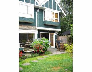 Photo 3: 3163 W 2ND AV in Vancouver: Kitsilano 1/2 Duplex for sale (Vancouver West)  : MLS®# V552546