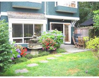 Photo 4: 3163 W 2ND AV in Vancouver: Kitsilano House 1/2 Duplex for sale (Vancouver West)  : MLS®# V552546