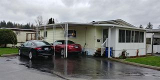 Photo 1: 128 3665 244 STREET in Langley: Otter District Manufactured Home for sale : MLS®# R2150373