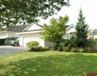 "Photo 1: 9153 207B ST in Langley: Walnut Grove House for sale in ""Greenwood"" : MLS®# F2520324"