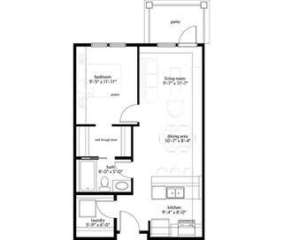 Photo 6: 109 30 Mahogany Mews SE in Calgary: Mahogany Apartment for sale : MLS®# C4264808