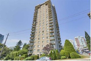 "Photo 1: 1808 145 ST. GEORGES Avenue in North Vancouver: Lower Lonsdale Condo for sale in ""Talisman Towers"" : MLS®# R2403974"