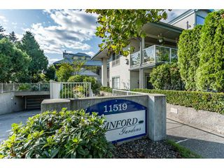 Photo 1: 104 11519 BURNETT Street in Maple Ridge: East Central Condo for sale : MLS®# R2412144