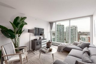 Main Photo: 2807 1008 CAMBIE Street in Vancouver: Yaletown Condo for sale (Vancouver West)  : MLS®# R2420992