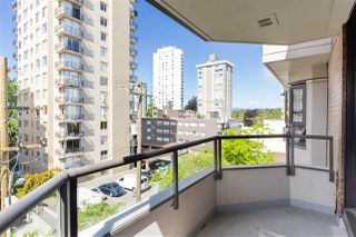 "Main Photo: 606 1950 ROBSON Street in Vancouver: West End VW Condo for sale in ""THE CHATSWORTH"" (Vancouver West)  : MLS®# R2430137"