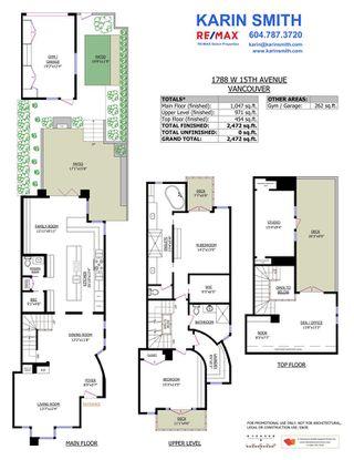 Photo 37: 1788 W 15TH Avenue in Vancouver: Fairview VW 1/2 Duplex for sale (Vancouver West)  : MLS®# R2464681