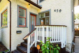 Photo 3: 459 Greenwood Place in Winnipeg: Wolseley Residential for sale (5B)  : MLS®# 202016114