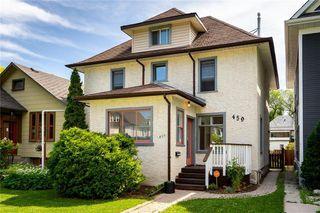 Photo 2: 459 Greenwood Place in Winnipeg: Wolseley Residential for sale (5B)  : MLS®# 202016114