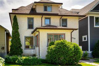 Photo 1: 459 Greenwood Place in Winnipeg: Wolseley Residential for sale (5B)  : MLS®# 202016114