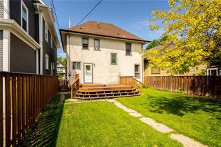 Photo 37: 459 Greenwood Place in Winnipeg: Wolseley Residential for sale (5B)  : MLS®# 202016114