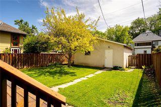 Photo 36: 459 Greenwood Place in Winnipeg: Wolseley Residential for sale (5B)  : MLS®# 202016114