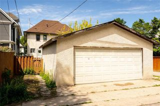 Photo 40: 459 Greenwood Place in Winnipeg: Wolseley Residential for sale (5B)  : MLS®# 202016114