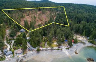 Main Photo: Block-A PRIESTLAND Road in Halfmoon Bay: Halfmn Bay Secret Cv Redroofs Land for sale (Sunshine Coast)  : MLS®# R2514046