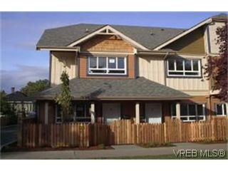 Photo 2: 4 860 Princess Ave in VICTORIA: Vi Central Park Row/Townhouse for sale (Victoria)  : MLS®# 313529