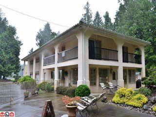 Photo 2: 725 MURCHIE Road in Langley: Campbell Valley House for sale : MLS®# F1215753
