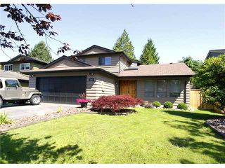 Photo 1: 1047 SITKA Avenue in Port Coquitlam: Lincoln Park PQ House for sale : MLS®# V959954