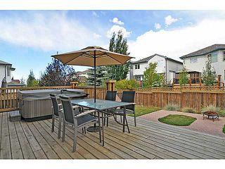 Photo 20: 11328 TUSCANY Boulevard NW in CALGARY: Tuscany Residential Detached Single Family for sale (Calgary)  : MLS®# C3539392