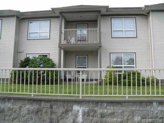 Photo 1: 110 2525 Fitzgerald Ave in COURTENAY: CV Courtenay City Condo for sale (Comox Valley)  : MLS®# 652130