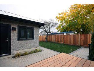Photo 20: 4602 WINDSOR ST in Vancouver: Fraser VE House for sale (Vancouver East)  : MLS®# V1033935
