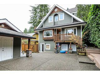 Photo 16: 1943 ROCKCLIFF RD in North Vancouver: Deep Cove House for sale : MLS®# V1059830