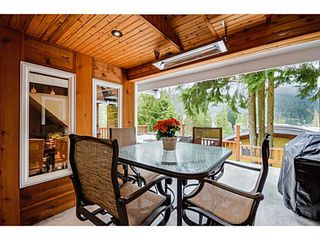 Photo 3: 1943 ROCKCLIFF RD in North Vancouver: Deep Cove House for sale : MLS®# V1059830