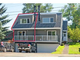 Photo 2: D 2115 35 Avenue SW in CALGARY: Garrison Woods Townhouse for sale (Calgary)  : MLS®# C3633106