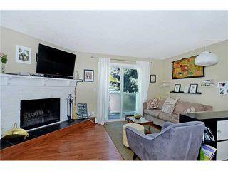 Photo 3: D 2115 35 Avenue SW in CALGARY: Garrison Woods Townhouse for sale (Calgary)  : MLS®# C3633106