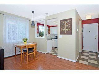 Photo 5: D 2115 35 Avenue SW in CALGARY: Garrison Woods Townhouse for sale (Calgary)  : MLS®# C3633106