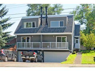 Photo 1: D 2115 35 Avenue SW in CALGARY: Garrison Woods Townhouse for sale (Calgary)  : MLS®# C3633106