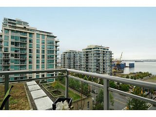 Photo 13: # 701 138 E ESPLANADE ST in North Vancouver: Lower Lonsdale Condo for sale : MLS®# V1093684