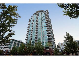 Photo 1: # 701 138 E ESPLANADE ST in North Vancouver: Lower Lonsdale Condo for sale : MLS®# V1093684