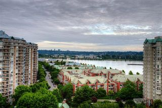 Photo 2: 1603 10 LAGUNA COURT in New Westminster: Quay Condo for sale : MLS®# R2091249