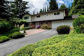 Main Photo: 759 Fairway Drive in North Vancouver: Dollarton House for sale : MLS®# R2087900