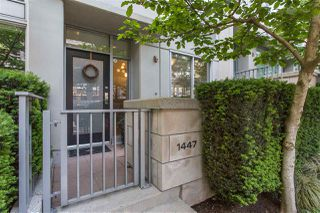 Photo 19: 1447 HOWE STREET in Vancouver: Yaletown Townhouse for sale (Vancouver West)  : MLS®# R2281638