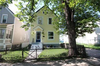 Main Photo: 398 St John's Avenue in Winnipeg: North End Residential for sale (4C)  : MLS®# 1921646