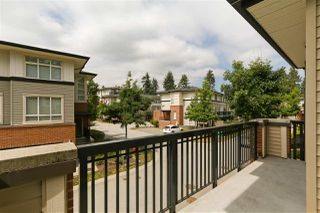 "Photo 5: 55 1125 KENSAL Place in Coquitlam: New Horizons Townhouse for sale in ""Kensal Walk"" : MLS®# R2395760"
