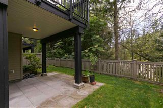 "Photo 17: 55 1125 KENSAL Place in Coquitlam: New Horizons Townhouse for sale in ""Kensal Walk"" : MLS®# R2395760"
