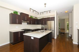 "Photo 3: 55 1125 KENSAL Place in Coquitlam: New Horizons Townhouse for sale in ""Kensal Walk"" : MLS®# R2395760"