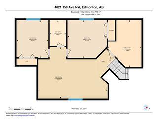 Photo 26: 4021 158 Avenue in Edmonton: Zone 03 House for sale : MLS®# E4169666