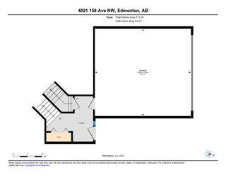 Photo 27: 4021 158 Avenue in Edmonton: Zone 03 House for sale : MLS®# E4169666