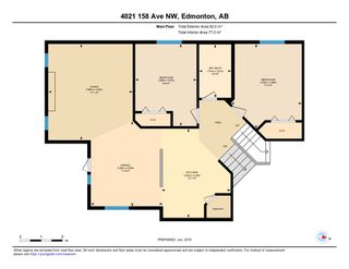 Photo 24: 4021 158 Avenue in Edmonton: Zone 03 House for sale : MLS®# E4169666